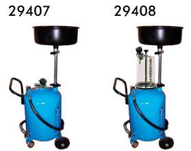 65 litrowe zlewarki i wysysarko-zlewarki