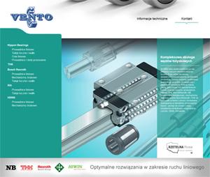 screen strony www.prowadniceliniowe.pl