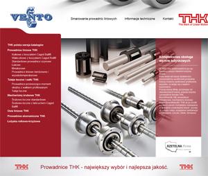 screen strony www.thk.pl